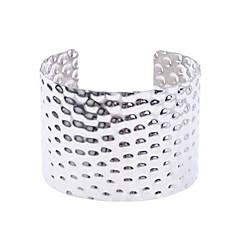 preiswerte Armbänder-Damen Manschetten-Armbänder - versilbert, vergoldet Armbänder Silber / Golden Für Party Alltag Normal