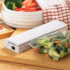열 음식 보존 reseal sealer reseal 휴대용 기밀 가방 저장 씰링 기계