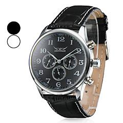 preiswerte Tolle Angebote auf Uhren-Herrn Modeuhr / Kleideruhr / Militäruhr Kalender / Analog Leder Band