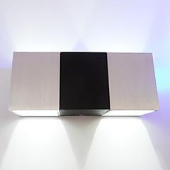 abordables Regalo Gratis-BriLight Moderno / Contemporáneo Interior Metal Luz de pared 90-240V 2W