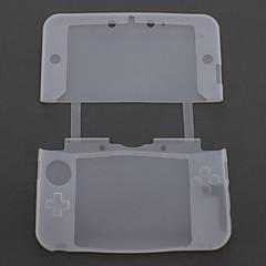 abordables Fundas para Nintendo 3DS-Funda de silicona premium para Nintendo 3DS LL / XL (colores surtidos)