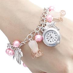 preiswerte Damenuhren-Damen Modeuhr Band Perlen Mehrfarbig