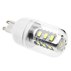 preiswerte LED-Birnen-6500lm G9 LED Mais-Birnen 15 LED-Perlen SMD 5630 Natürliches Weiß 110-130V 220-240V