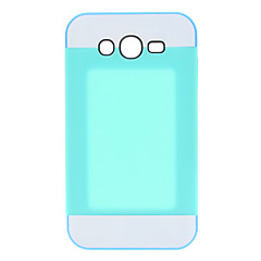 Για Samsung Galaxy Θήκη Θήκη καρτών tok Πίσω Κάλυμμα tok Μονόχρωμη PC Samsung Grand