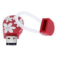 お買い得  USBメモリー-8GB USBフラッシュドライブ USBディスク USB 2.0 プラスチック カトゥーン 小型