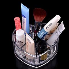 Make-up opbergsysteem Make-updoos / Make-up opbergsysteem Acryl Effen 11.5x9x5.7
