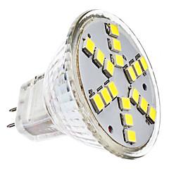 お買い得  LED 電球-2W 6000 lm GU4(MR11) LEDスポットライト MR11 18 LEDの SMD 2835 クールホワイト AC 12V DC 12V