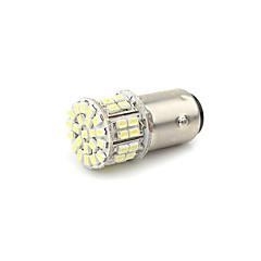 お買い得  ヘッドランプ-50-LED 1157 3528 SMDオートカーサイドブレーキ電球ピュアホワイトロングライフ