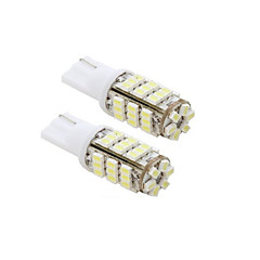 abordables -2pcs 42-SMD T15 12V LED ampoules de rechange + VOITURE 921 912 906 - Blanc