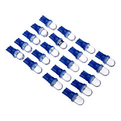 T10 Blue Instrument Light Reading Light Reversing lamp