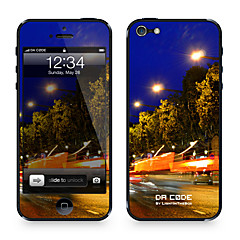 "Da Code ™ Skin for iPhone 4/4S: ""Champs Elysee Traffic"" (City Series)"