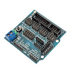 Χαμηλού Κόστους Μητρικές πλακέτες-συμβατή (για arduino) αισθητήρα ασπίδα v5.0 πλακέτα επέκτασης αισθητήρα