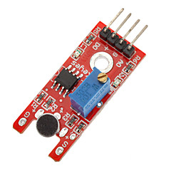 voordelige Sensoren-microfoon stemgeluid sensormodule voor (voor Arduino)