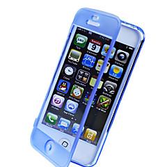 Недорогие Кейсы для iPhone-Кейс для Назначение iPhone 4/4S / Apple Чехол Мягкий ТПУ для iPhone 4s / 4