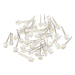 voordelige Krachtige LED's-4 Verschillende Wit Licht LED Light Emitting Diodes (3-3.2V, 40pcs)