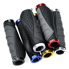 Fietsen Handgrepen Fietsen / Mountain Bike Wit / Rood / Zwart / Blauw / zilverachtig / Geel Aluminium Alloy / rubber