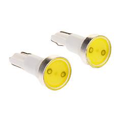 abordables Luces Interiores de Coche-SO.K T5 Coche Bombillas W lm Luz de Intermitente ForUniversal