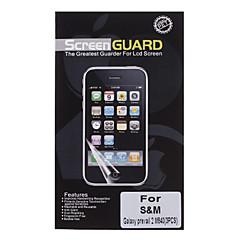 3 pc il più grande professionista Guarder LCD Screen Protector Crystal Clear per Samsung Galaxy Galaxy Prevail 2 M840
