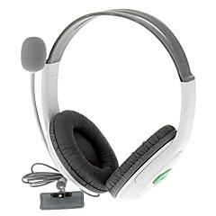 お買い得  Xbox 360 用アクセサリー-オーディオとビデオ ヘッドフォン - Xbox 360 パータブル アイデアジュェリー ワイヤード