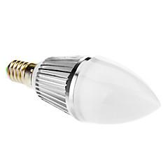 preiswerte LED-Birnen-650 lm E14 LED Kerzen-Glühbirnen 16 Leds SMD 5630 Warmes Weiß Kühles Weiß Wechselstrom 220-240V
