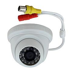700tvl 1/4 CMOS IR-leikkaus (päivällä ja yöllä kytkentätoiminto) CCTV ir Dome kamera hd ys-8813cc