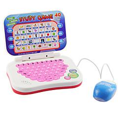 abordables Kid tablet-Multifuncional Máquina de Estudio con el ratón para Niños (color al azar)