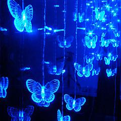 2m ledd lys lys lys vindu dekorative lys høy kvalitet