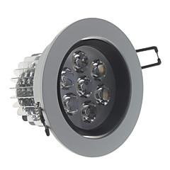 디 밍이 가능한 7W 560LM 6000K 찬 공정한 판단 천장 전구 (220V)를 LED