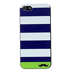 Недорогие Кейсы для iPhone 5-Кейс для Назначение Apple Кейс для iPhone 5 iPhone 6 iPhone 6 Plus iPhone 7 Plus iPhone 7 С узором Кейс на заднюю панель Полосы / волосы