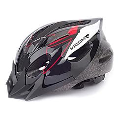 tanie -MOON Kask rowerowy CE Kolarstwo 16 Otwory wentylacyjne Half Shell Kolarstwo górskie Kolarstwie szosowym Rekreacyjna jazda na rowerze