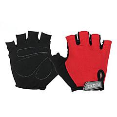 Χαμηλού Κόστους Γάντια Ποδηλασίας-FJQXZ Γάντια για Δραστηριότητες/ Αθλήματα Γάντια ποδηλασίας Χωρίς Δάχτυλα Ποδηλασία / Ποδήλατο Ανδρικά Γιούνισεξ