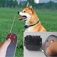 お買い得  犬用首輪/リード/ハーネス-犬 樹皮の首輪 / 犬しつけようカラー / 訓練 アンチ犬叫 / リモートコントロール / 電子 / エレクトリック ソリッド ナイロン グレー