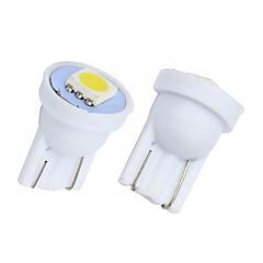 Недорогие Освещение салона авто-SO.K T10 Автомобиль Лампы W SMD 5050 90lm lm Лампа поворотного сигнала ForУниверсальный