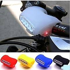 baratos -Luz Frontal para Bicicleta LED Ciclismo AAA Lumens Bateria Ciclismo