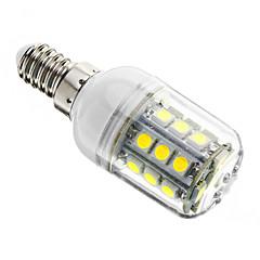 お買い得  LED 電球-3W 350-400 lm E14 LEDコーン型電球 T 27 LEDの SMD 5050 調光可能 クールホワイト AC 220-240V
