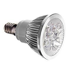 cheap LED Bulbs-270-320 lm E14 LED Spotlight leds Cold White AC 100-240V