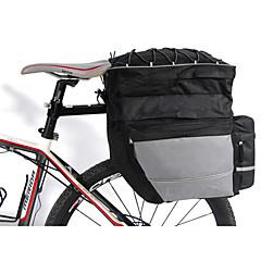 abordables Bolsas para Bicicleta-FJQXZ Bolsa para Bicicleta Bolsa Maletero/Bolsa Lateral Impermeable Secado rápido Listo para vestir 3 en 1 A Prueba de Golpes Bolsa para