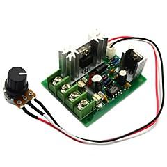 Jtron 12V / 24V / 30V 120W Controller / CCM5 PWM DC Motor Speed Controller w / Sicherungen