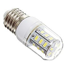 3W E14 E26/E27 LED a pannocchia 24 leds SMD 5730 Bianco caldo Luce fredda 270lm 6000-6500K AC 220-240V