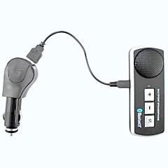 Parasolar Bluetooth telefon Bluetooth 3.0 Suport pentru două apeluri telefon mobil Hands-Free
