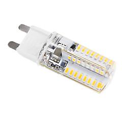 preiswerte LED-Birnen-3 W 195 lm G9 LED Mais-Birnen T 64 LED-Perlen SMD 3014 Kühles Weiß 220-240 V