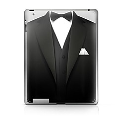 A Suit Pattern Protective Sticker for iPad 1/2/3/4  iPad Skin Stickers