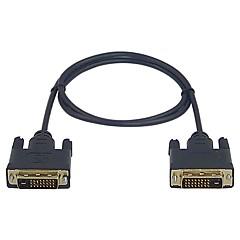 Недорогие DVI-премиум LWM ™ высокая скорость дви г мужчинами кабель 3 фута 1 м для монитора ПК HDTV 1080p видео