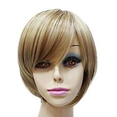 お買い得  人工毛ウィッグ-合成 ウィッグ クラシック ストレート 高品質 日常
