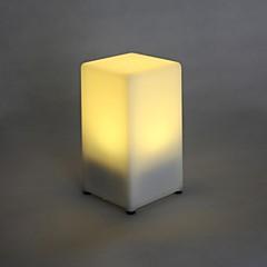 led bordlampe genopladelig bar ktv bryllupsfest gaver lys i stedet for stearinlys