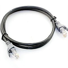 High Quality Cat5E RJ45 to RJ45 Ethernet Network Cable 1M 3.3FT