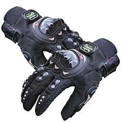 billige -PRO-BIKER Aktivitets- / Sportshandsker Cykelhandsker Hold Varm Hurtigtørrende Påførelig Åndbart Slidsikkert Beskyttende Fuld Finger