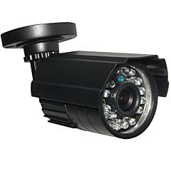 CCTV hd 24ir 900tvl CMOS ir-cut dag / nat vandtæt hjem sikkerhed kamera med beslag