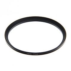 eoscn 74 milímetros anel de conversão para 77 milímetros