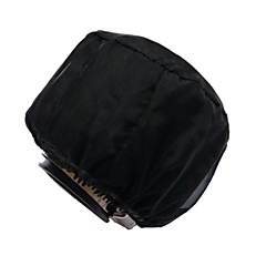 preiswerte Autozubehör-eine Größe passen alle Staub aus Schaumstoff Luftfilterabdeckung Schutz schwarz